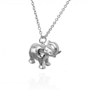 Christmas gifts for seniors elephant charm