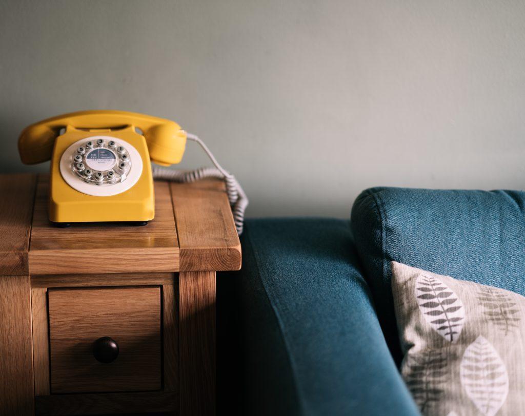 Beware phone scams and elderly people