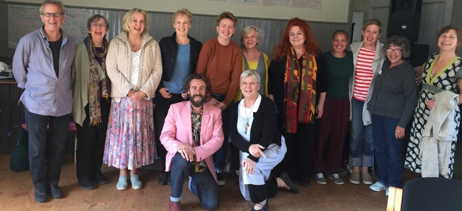 End of life doulas complete their training