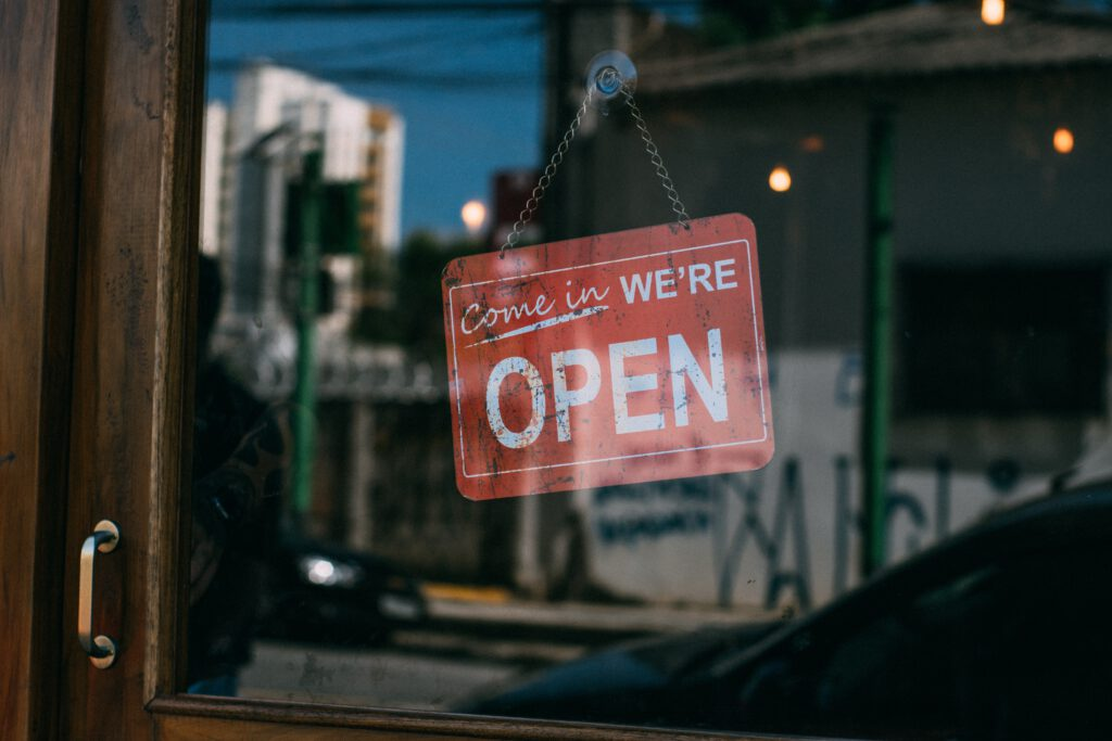 Safe shopping in the coronavirus crisis