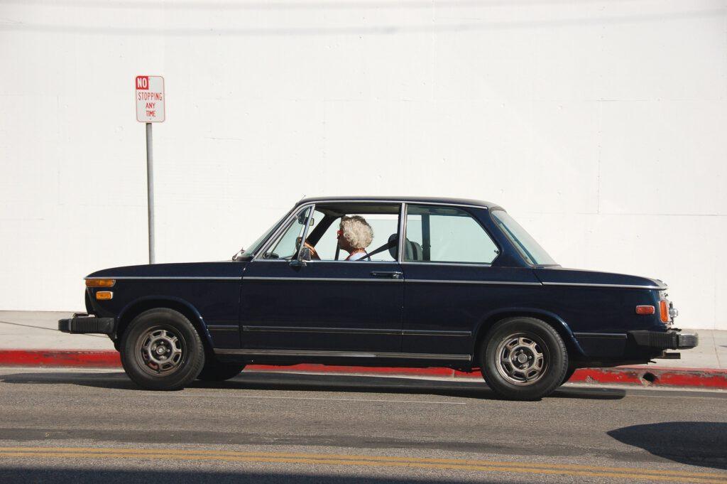 older people driving