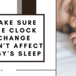 Babies sleeping through clock chqange