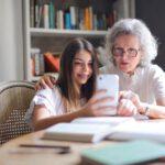 Mobile phones for senior