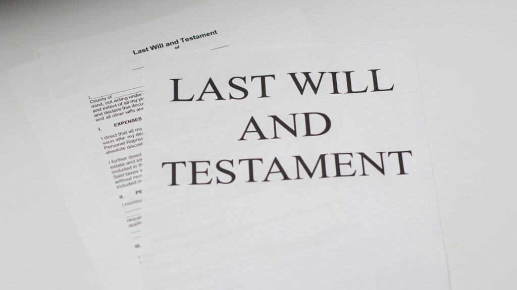 Importance of keeping wills up to date