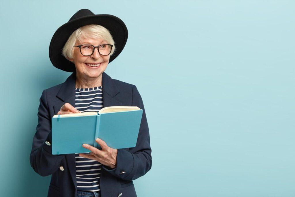 hobby writing in retirement